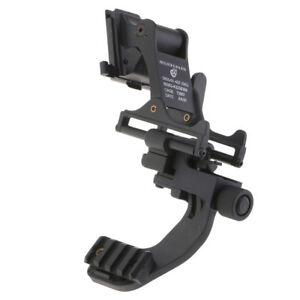 Magnifier Night Vision Goggles Flip Mount for Fast MICH M88 Tactical Helmet