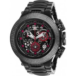Invicta 25408 Subaqua Noma V Chronograph 1.10ctw Diamond Day Date Mens Watch
