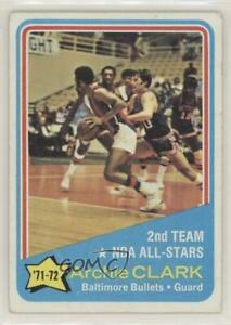 1972-73 Topps #170 Archie Clark Baltimore Bullets Basketball Card