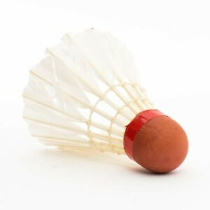 Rare Antique Winchester Store Badminton Shuttlecock Birdie with Real Feathers