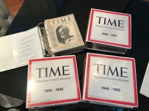 Time Magazine Cover Collection