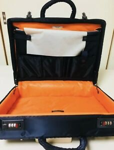 Limited rare PORTER × UNITED ARROWS × B mark YOSHIDA Attache case bag