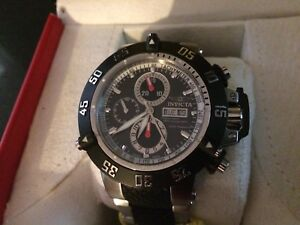 INVICTA #4561 SUBAQUA NOMA III AUTOMATIC 7750 VALJOUX 25 JEWEL LIMITED EDITION