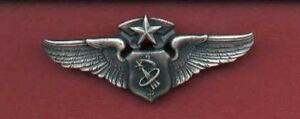 Command or Chief Flight Surgeon Astronaut Wings Badge NASA Last one