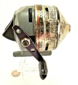 Zebco Bullet Spincast Reel. Model 202