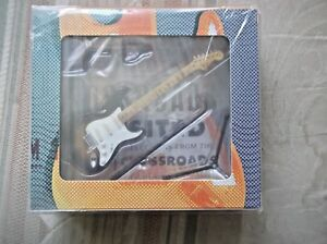 ERIC CLAPTON - CROSSROADS REVISITED ; rare Japan 3-SHM CD Box with model Guitar