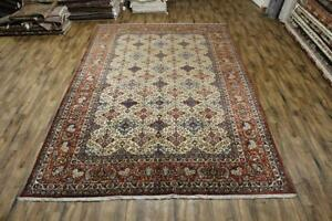 New Palace size Vegetable Dye 11x16 Najafabad Persian Oriental Rug 15' 8