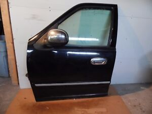 OEM 97-02 Ford Expedition Front Driver Door Asbly wGlass FREE SHIP COMMERCIAL