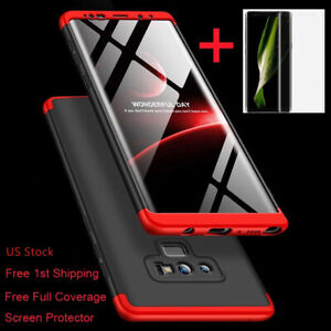 SLIM SHOCKPROOF 360° Case + Screen Protector For Samsung Galaxy Note 98S9 Plus