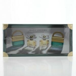 MARC JACOBS VARIETY MINI SET by Marc Jacobs 4 PIECE GIFT SET FOR WOMEN $41.61