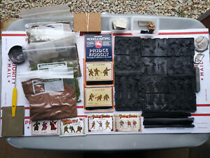 Prince August Fantasy ArmiesFantasy CommandWizards Mould & Much More Huge Lot