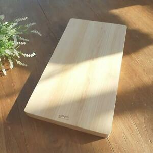 Handmade Cypress Cutting Board | Solid One Whole Piece | Natural, Reversible