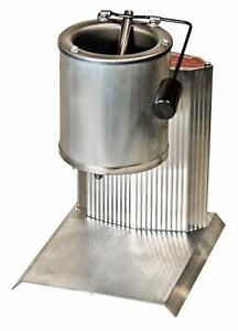 New Electric Lead 10 Pound Melting Pot Metal Melter Furnace Casting Molds Spout