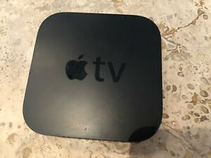Apple TV A1378 2nd Generation 8GB Media Streamer (no remote Only Unit As Seen)