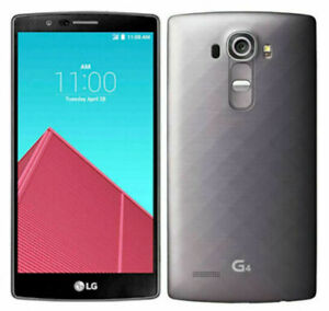 UNLOCKED T Mobile LG G4 H811 32GB 5.5quot; Android 4G LTE Smart Camera Cell Phone