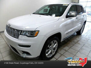 2019 Jeep Grand Cherokee Summit 4x4 ummit 4x4 New 4 dr SUV Automatic 5.7L V8 MDS VVT Ivory 3-Coat