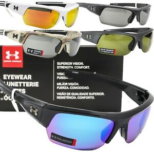NEW UNDER ARMOUR BIG SHOT SUNGLASSES Choose Your Color & Polarized