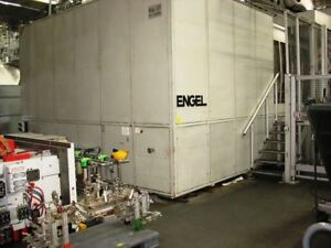 (1998) 4200 US Ton ENGEL DUO ES 230503800 Injection Molding Machine