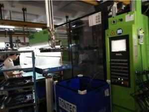 (2010) Engel DUO 5550900 Ton Injection machine