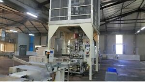 (2004) MEGAPACK Retail Packaging machine for pillow packs 100gr up to 3K