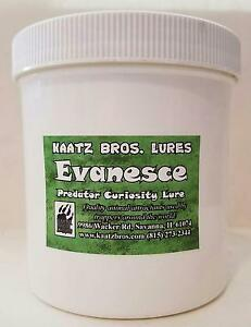 Evanesce 16 oz Kaatz Bros Lures Predator Call Lure Fox Coyote Bobcat Trapping