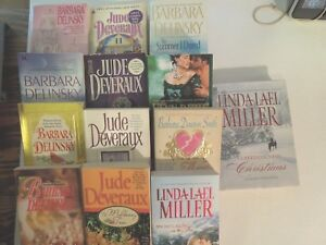 Books Romance Mixed Lot  Sale 13 in good condition one hard back