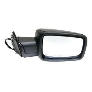 Power Mirror For 2013 Ram 1500 2500 Right Power Folding Heated Textured Black $130.70
