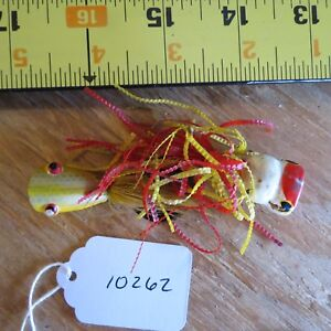 vintage Fly fishing poppers lot#10262