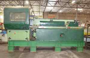 Used OGDEN 24BT Roto Planer and sander 3 Phase 460V
