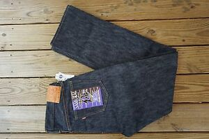 SAMURAI JEANS NWTAG MADE IN JAPAN 19OZ MID RISE SLIM TAPERED LEG S710XX  38 X36