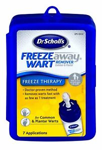 Dr. Scholl's FreezeAway Common & Plantar Wart Remover 7 Applications (24 Pack)