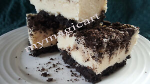 RECIPE homemade OREO CHEESECAKE  PIE DELICIOUS and the best 0.99