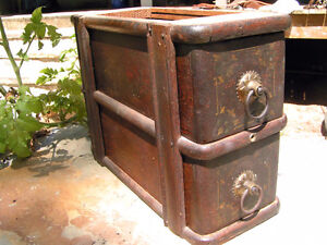 Antique Sewing Machine Drawers 2088 $79.99