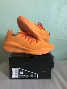 """Under Armour Curry 4s Low """"Steph VR"""" Pop Up Limited Edition"""