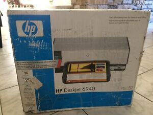 BRAND NEW HP Deskjet 6940 Color Printer Free Shipping C8970A#B1H
