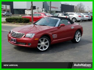 2005 Chrysler Crossfire Limited 2005 Limited Used 3.2L V6 18V Automatic Rear Wheel Drive Convertible Premium