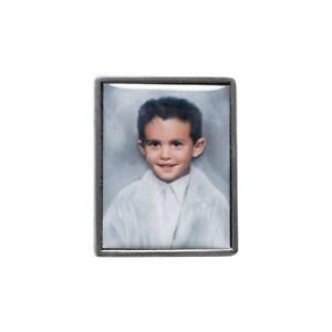 DYLAN RIEDER F cking Awesome Skateboards Portrait Silver Lapel Pin Supreme