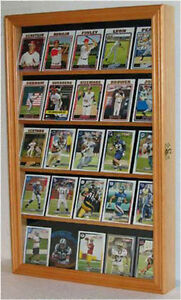 Football Baseball Basketball Hockey Comic Card Display Case Wall Frame CC01