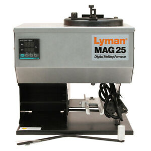 Lyman Mag 25 Digital Furnace (115V) 2800382