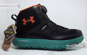 NEW UNDER ARMOUR UA FAT TIRE GTX = SIZE 11 = MEN'S HIKING BOOTS  1262064-029