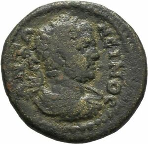 Ancient Rome CARACALLA 211 217 AD LYDIA THYATEIRA TYCHE $25.99