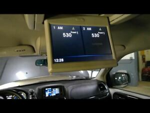 NavigationInformationGpsTv Display Screen 2015 Town & Country Van Sku#2447781