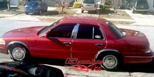 98 02 Crown Victoria GL Grand Marquis GS Fender Trim $46.77