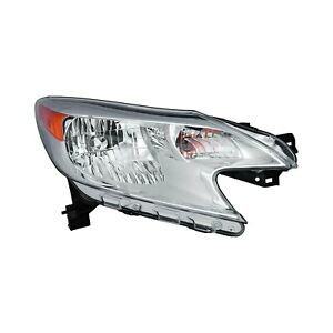 For Nissan Versa Note 14-19 Passenger Side Replacement Headlight Remanufactured