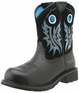 Ariat Women's Fatbaby Cowgirl Steel Toe Work Boot - Choose SZcolor