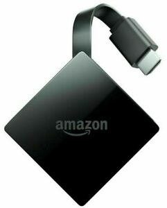 Amazon Fire TV 4K Pendant Design *NO REMOTE OR POWER ADAPTER* REFURBISHED