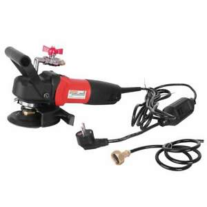 4 Inch Variable Speed 220V 1000 4000 RPM Wet Polisher and Grinder 800 Watt