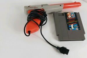 Nintendo Zapper W Super Mario Bros And Duck Hunt