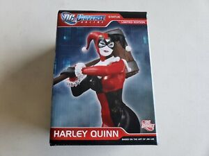 DC Universe Online Harley Quinn Statue NEW amp; MIB #1512 5000 DC Collectibles