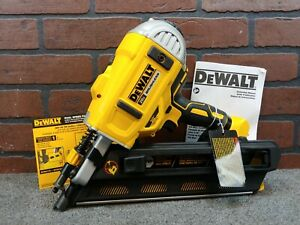 Dewalt DCN692 20V MAX Brushless 2 Speed Paper Tape Framing Nailer-***NEW***